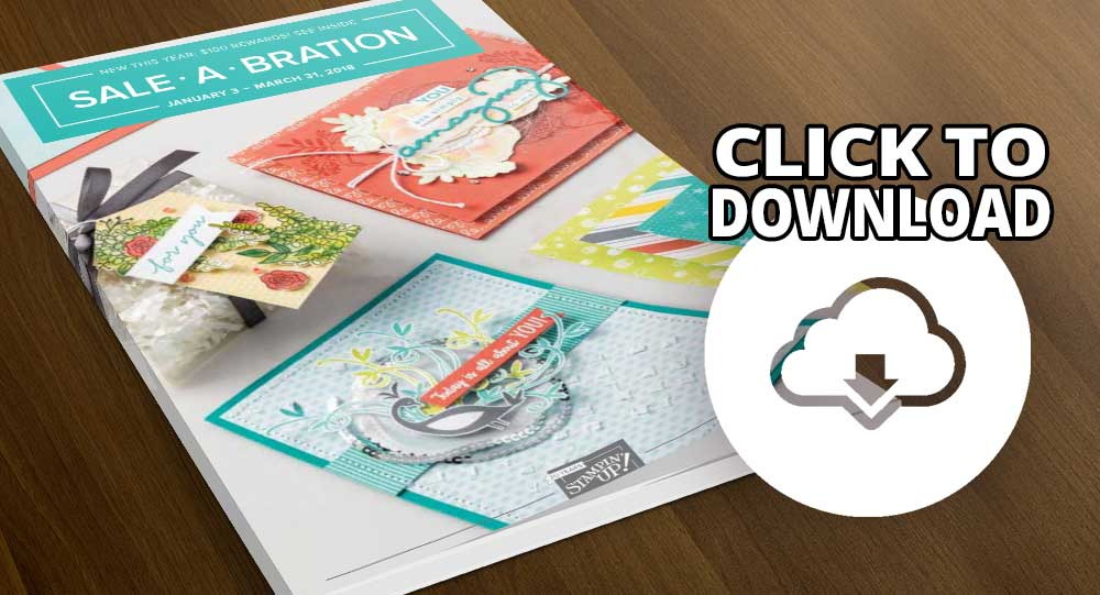 Stampin' Up! Sale-A-Bration Catalog